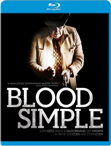 Blood Simple Getz Hedaya Walsh Blu Ray Ws R