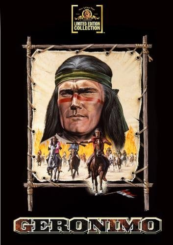 Geronimo Connors Devi DVD Mod This Item Is Made On Demand Could Take 2 3 Weeks For Delivery