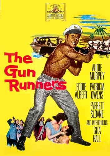 Gun Runners Murphy Albert DVD Mod This Item Is Made On Demand Could Take 2 3 Weeks For Delivery