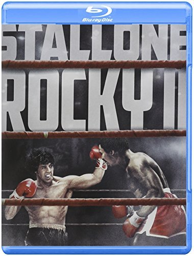 Rocky 2 Stallone Sylvester Blu Ray Ws Pg