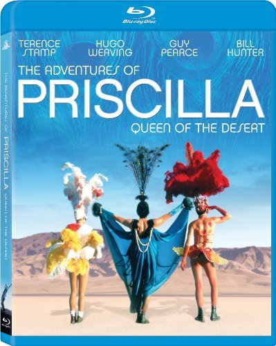 Adventures Of Priscilla Queen Stamp Weaving Pearce Hunter Ch Blu Ray Ws R
