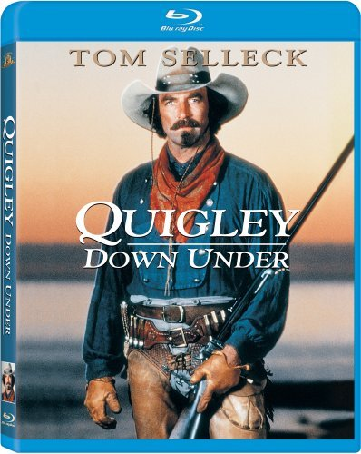 Quigley Down Under [blu Ray] Selleck San Giacomo Blu Ray Ws Selleck San Giacomo