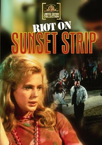 Riot On Sunset Strip (1967) Ray Farmer Evans DVD Mod This Item Is Made On Demand Could Take 2 3 Weeks For Delivery