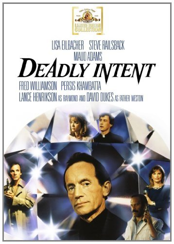 Deadly Intent Eilbacher Railsback Adams DVD Mod This Item Is Made On Demand Could Take 2 3 Weeks For Delivery