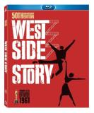 West Side Story Wood Beymer Tamblyn Moreno Blu Ray DVD 50th Anniversary Edition