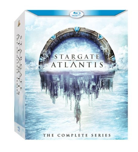 Stargate Atlantis Complete Series Ws Blu Ray Complete Series