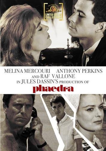 Phaedra (1962) Mercouri Perkins Vallone DVD Mod This Item Is Made On Demand Could Take 2 3 Weeks For Delivery