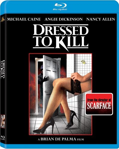 Dressed To Kill (1980) Dickinson Caine Allen Blu Ray Ws Dickinson Caine Allen
