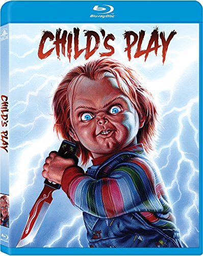 Chucky Child's Play Blu Ray R Ws