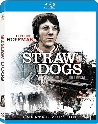 Straw Dogs [blu Ray] Hoffman Dustin Blu Ray Ws Ur