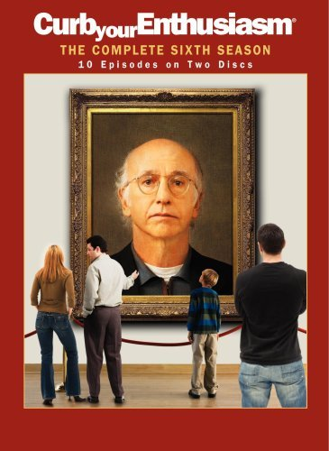 Curb Your Enthusiasm Season 6 DVD Nr 2 DVD