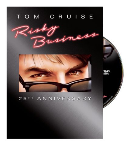 Risky Business Cruise De Mornay Pantoliano Deluxe Ed. Nr