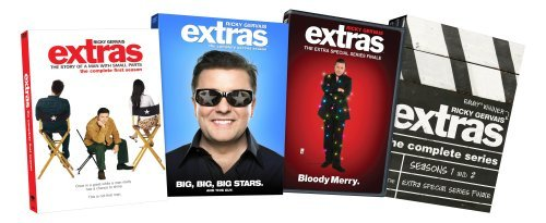Extras Seasons 1 2 Nr 5 DVD