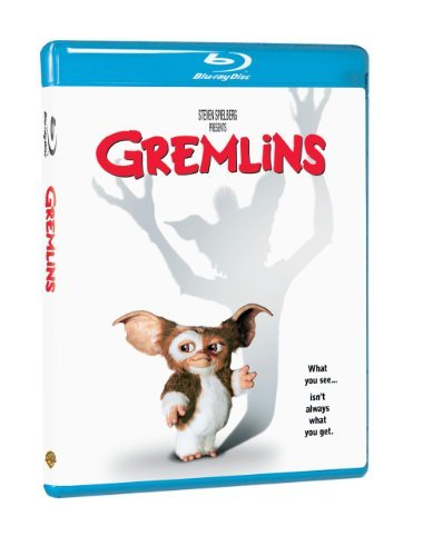 Gremlins Galligan Cates Axton Holliday Blu Ray Ws Pg