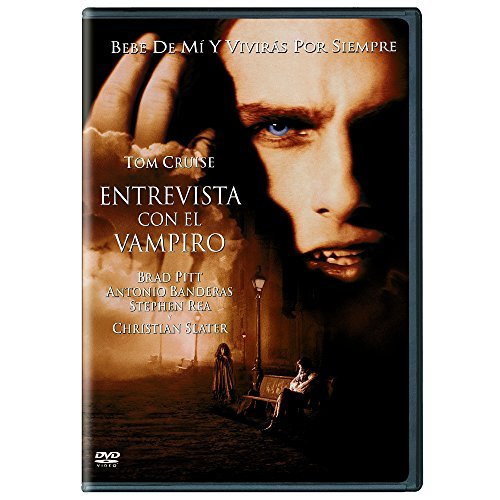 Interview With The Vampire Cruise Pitt Banderas Rea Slate Blu Ray Ws R
