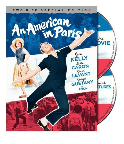 American In Paris Kelly Caron Levant DVD Nr