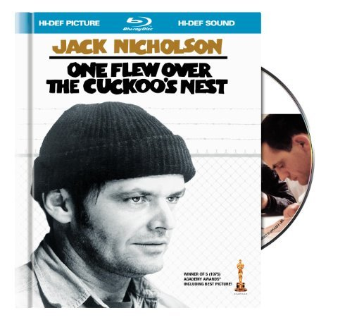 One Flew Over The Cuckoo's Nest Nicholson Fletcher Dourif Blu Ray R