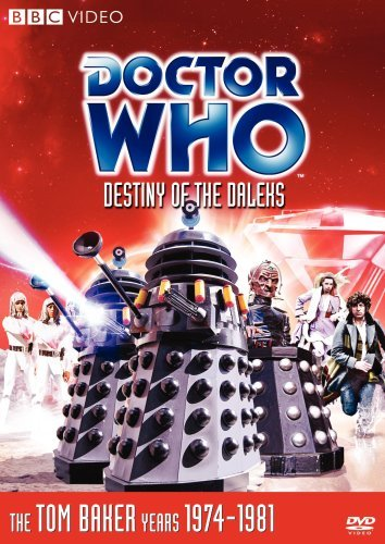 Doctor Who Destiny Of The Daleks Nr