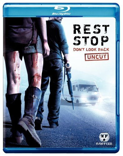 Rest Stop Don't Look Back Salinger Mendicino Blu Ray Ws Raw Feed Series Nr