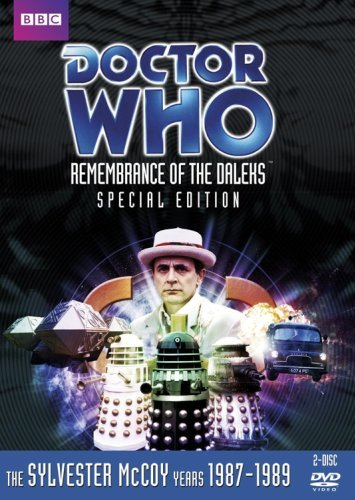 Doctor Who Remembrance Of The Daleks Special Ed. Nr