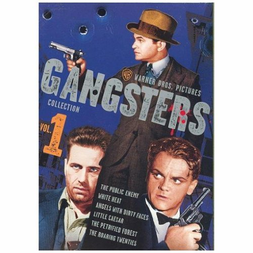 Warner Gangsters Collection C Warner Gangsters Collection Nr 6 DVD