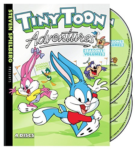 Vol. 2 Season 1 Tiny Toon Adventures Nr 4 DVD