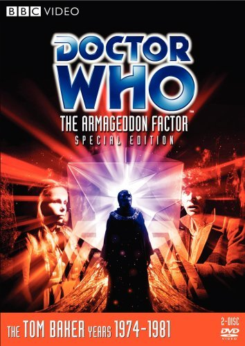 Doctor Who Armageddon Factor Doctor Who Special Ed. Nr