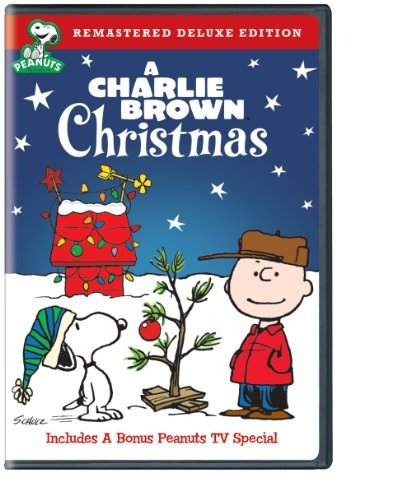 Peanuts Charlie Brown Christmas DVD Nr