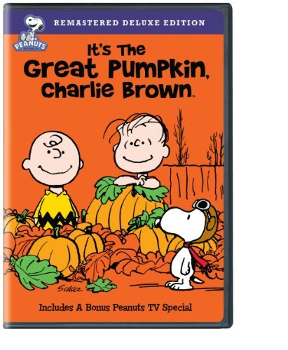 Peanuts It's The Great Pumpkin Charlie Brown DVD Nr