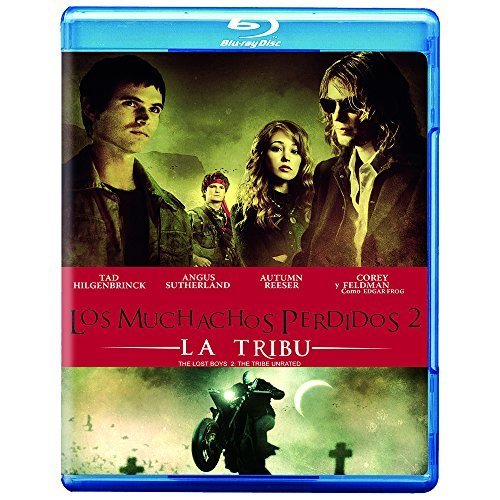 Lost Boys The Tribe (uncut) Sutherland Hilgenbrinck Reeser Blu Ray Ws Nr