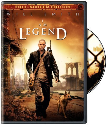 I Am Legend Smith Richardson Braga Pollack Pg13