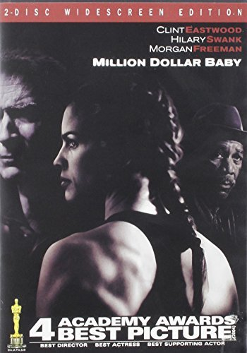 Million Dollar Baby Million Dollar Baby Ws Pg13 2 DVD