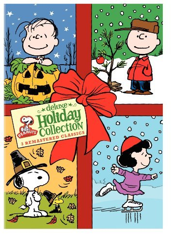Peanuts Holiday Collection DVD Nr