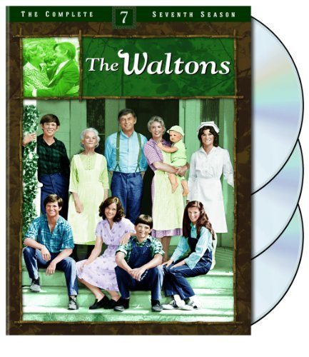 Waltons Season 7 DVD