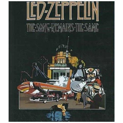 Led Zeppelin Song Remains The Same Blu Ray Ws Pg