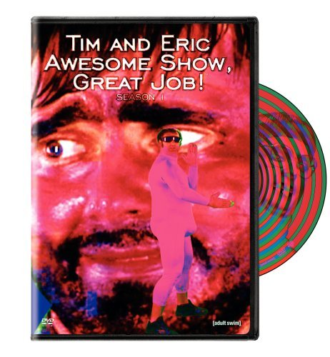 Tim & Eric Awesome Show Season 1 DVD Nr