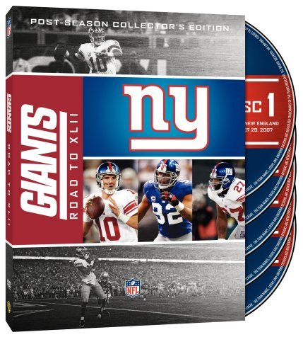 Nfl Road To Super Bowl 42 Nfl Road To Super Bowl 42 Nr 4 DVD