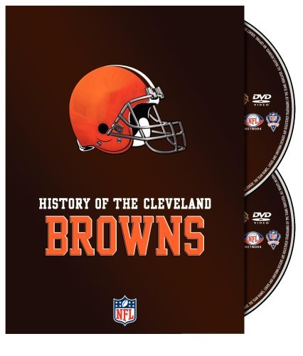 Nfl History Of The Cleveland B Nfl History Of The Cleveland B Nr 2 DVD
