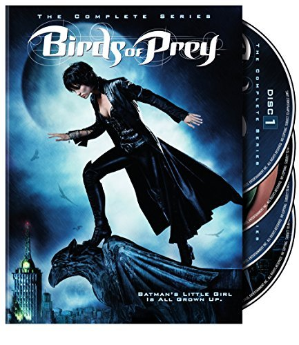 Birds Of Prey Complete Series DVD Nr 4 DVD