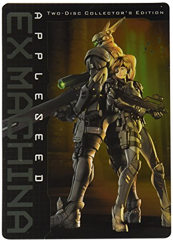 Appleseed Ex Machina Appleseed Ex Machina 2 Disc Collector's Edition