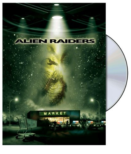 Alien Raiders Hudson Dunbar Berbard Raw Feed Series Nr