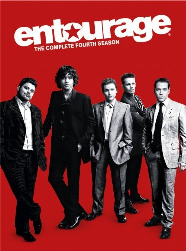 Entourage Season 4 DVD