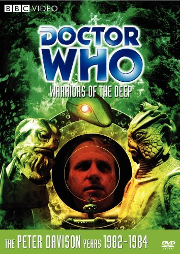 Doctor Who Warriors Of The Deep Nr