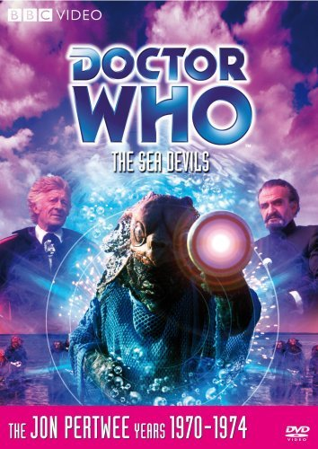 Doctor Who Sea Devils Doctor Who Nr