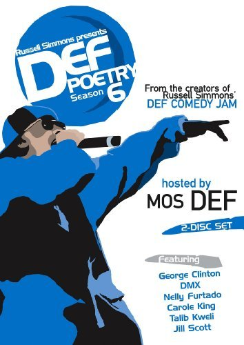 Def Poetry Season 6 Nr 2 DVD