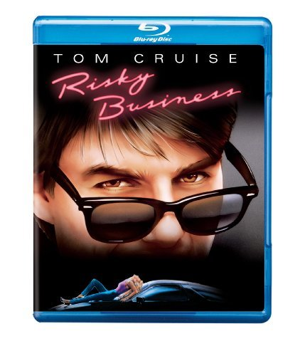 Risky Business Cruise De Mornay Pantoliano Blu Ray Ws Deluxe Ed. Nr