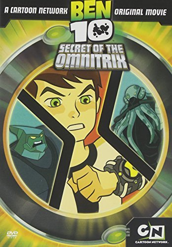 Ben 10 Secret Of The Omnitrix DVD Nr