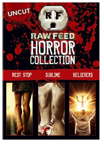 Raw Feed Horror Collection Raw Feed Horror Collection Nr 3 DVD
