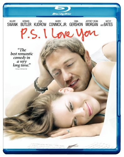 P.S. I Love You Butler Swank Kudrow Bates Blu Ray Ws Pg 13