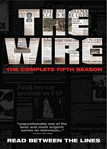 Wire Season 5 DVD Nr